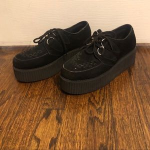 Low Platform Creepers